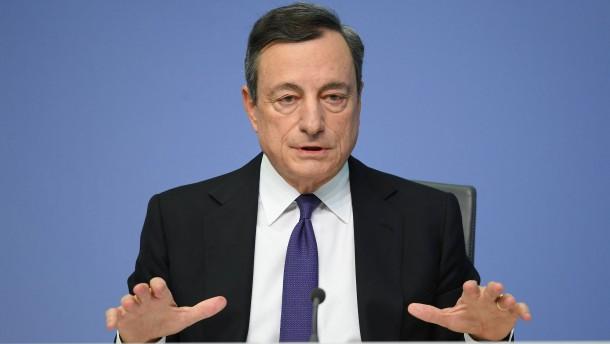 Viele EZB-Räte haben mehr als 100.000 Euro auf dem Konto