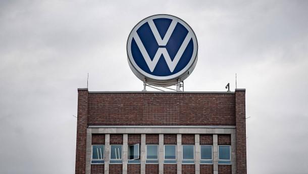 Kundenansturm auf VW-Vergleichsportal