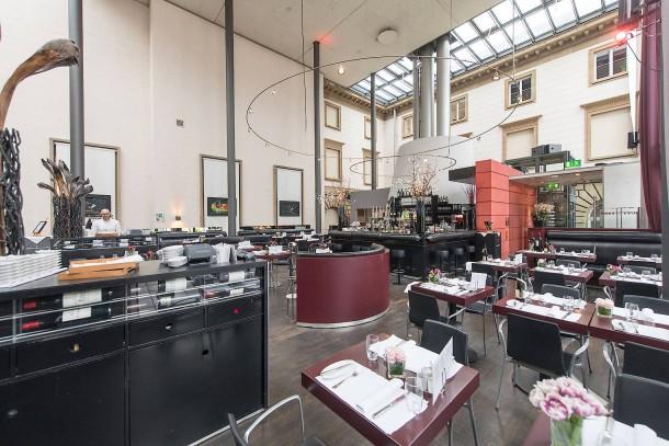 Bilderstrecke zu: Restaurant Holbein\'s serviert weltoffene Küche ...