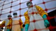 WHO warnt vor Ausweitung der Ebola-Epidemie