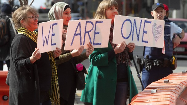 Attentäter von Christchurch zu lebenslanger Haft verurteilt