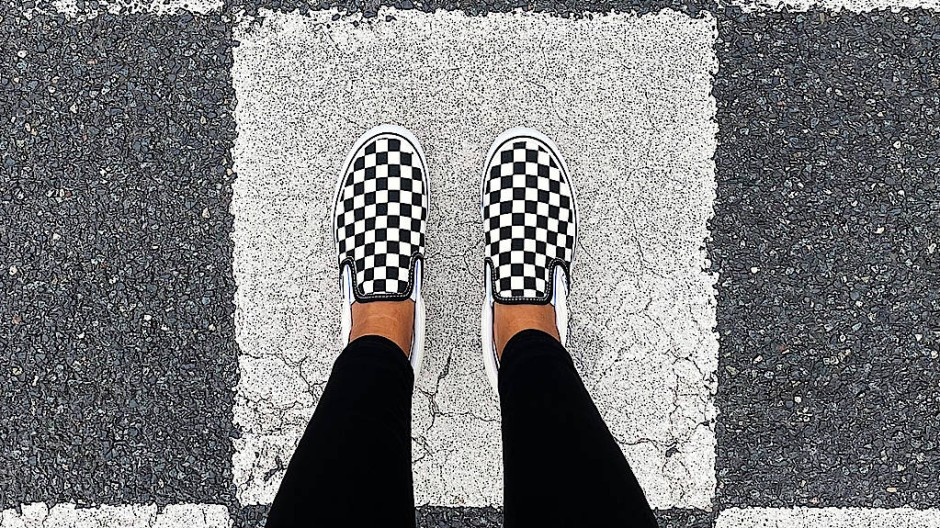 Ein Klassiker: Der Vans Checkerboard wurde zum Markenzeichen einer ganzen Generation.