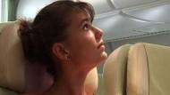 Einmal Erste Klasse im A380 - für 14 Euro