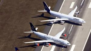 Pläne für Staatseinsteig bei Lufthansa reifen