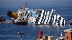 Anwalt verklagt Architekten der Costa Concordia