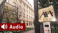 """Boden gut gemacht"": Axa-Chef Claus Dill im F.A.Z. Business-Radio"