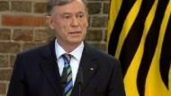 Köhler mahnt die Koalitionäre