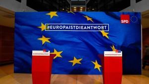 """""""Marginalisierung der SPD findet unmittelbar statt"""""""