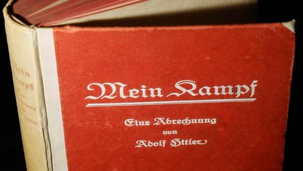 Aus für Mein Kampf-Edition