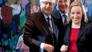 Schröder erwartet Nachwuchs