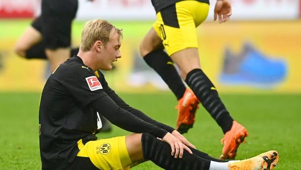 Dortmunder werden zur trägen Masse