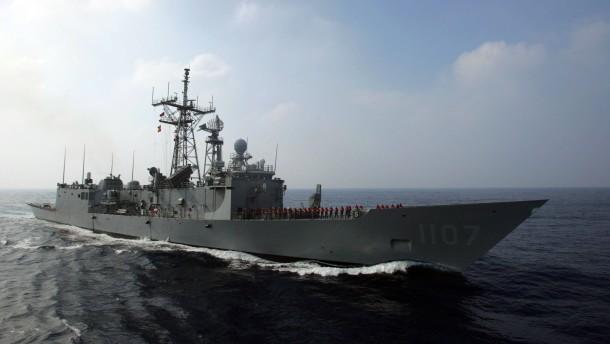 Amerika verkauft Waffen für 1,8 Milliarden Dollar an Taiwan