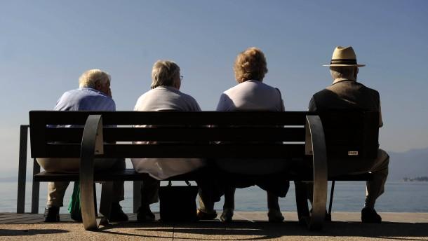 Wir brauchen wieder eine echte Rente, die zum Leben reicht