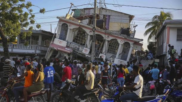Präsidentenmord, Erdbeben, tausende Tote: Die vergessene Katastrophe von Haiti