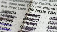 Endgültig vorbei: Listen mit Transaktionsnummern werden Mitte 2019 vollständig abgeschafft.