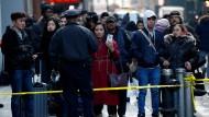 Mutmaßlicher Terror-Anschlag mit vier Verletzten
