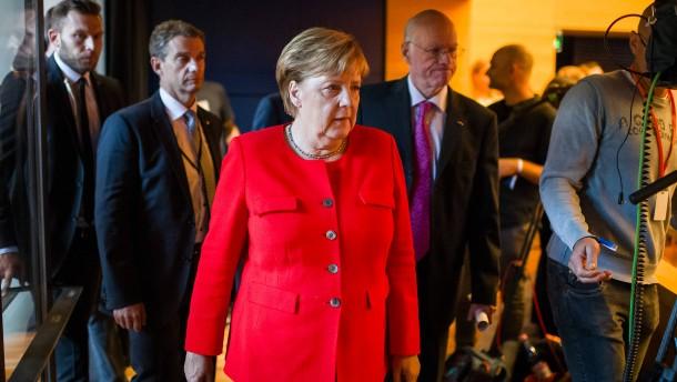 Was wird jetzt aus Angela Merkel?