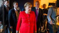 Macht Merkel einen Abgang?