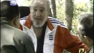 Fidel wieder munter