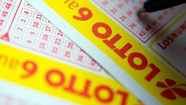Glückspilz aus Hessen gewinnt gut 6,1 Millionen Euro