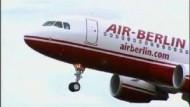 Air Berlin will Condor übernehmen