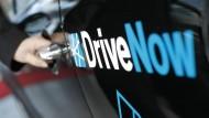 Drive Now ist mit 815.000 Kunden der größte Mobilitätsdienstleister für Kurzzeitmieten.