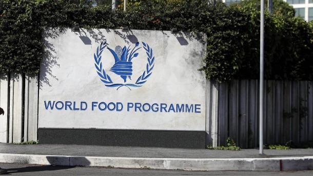 Friedensnobelpreis für Welternährungsprogramm