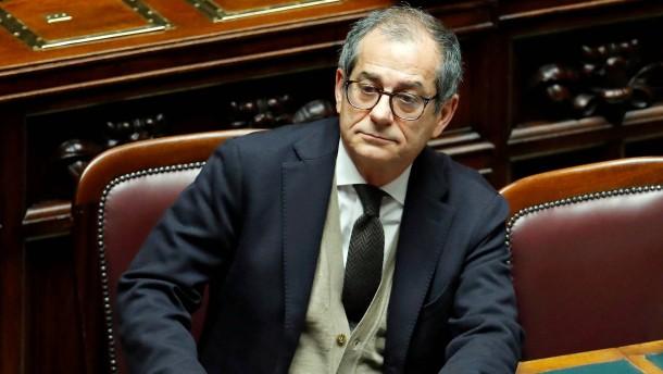 Italien senkt Wachstumsprognose drastisch