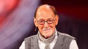 Schauspieler Herbert Köfer mit 100 Jahren gestorben