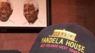 Mandelas Stadthaus wird zum Museum