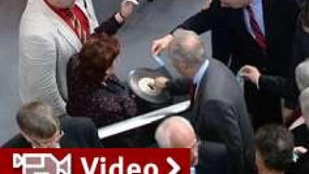 Bundestag beschließt Kongo-Einsatz