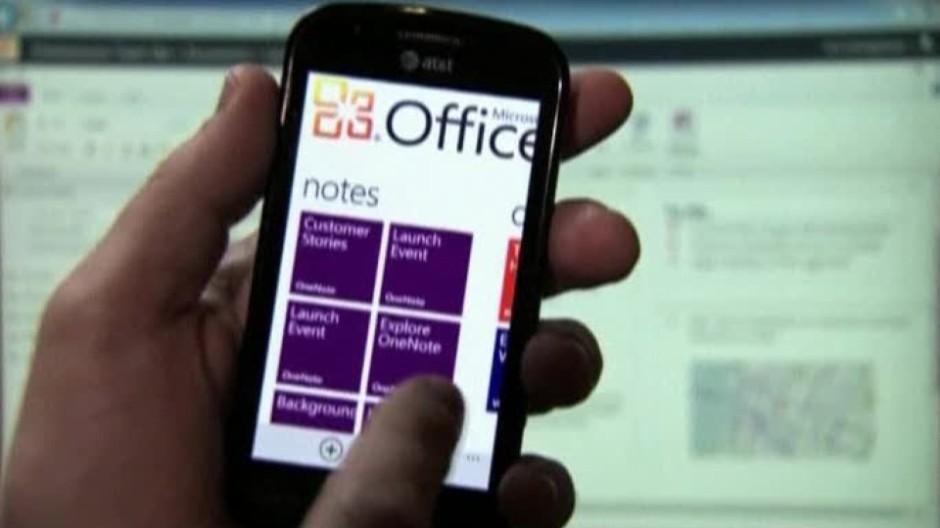 Microsoft bringt Office in die Wolke