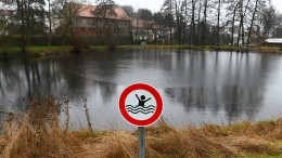 Kinder in Teich ertrunken – Bewährungsstrafe für Bürgermeister