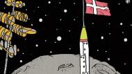 Rakete aus dem Baumarkt - kann das funktionieren?