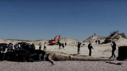 Umweltkatastrophe an der israelischen Küste