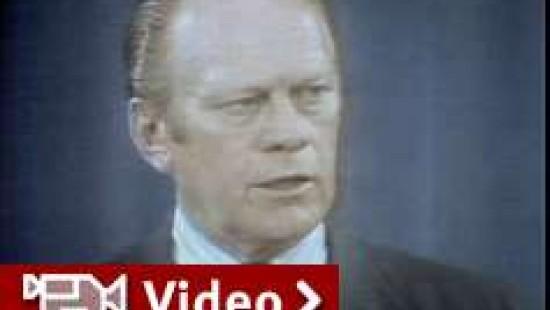 Früherer Präsident Ford gestorben