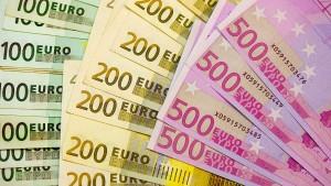 Die tiefen Euro-Gräben