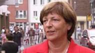 Ulla Schmidt im SPD-Wahlkampfteam