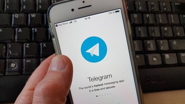 Facebook-Panne beschert Telegram drei Millionen neue Nutzer