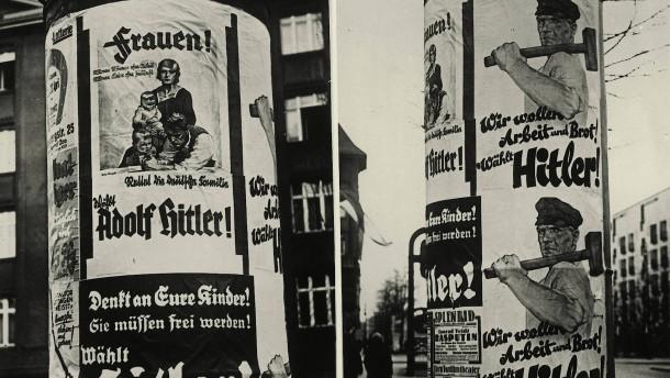 Darum ist die NSDAP so erfolgreich