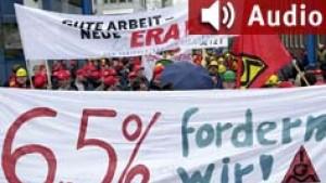 IG Metall steuert auf Streik zu