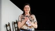 """Markanteste """"Stimme einer Stadt"""" Christina Geiße, als Branka in Angelika Klüssendorfs gleichnahmigen Stück."""