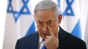 Verlierer Netanjahu