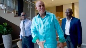 Präsident Martelly stimmt Neuwahlen zu