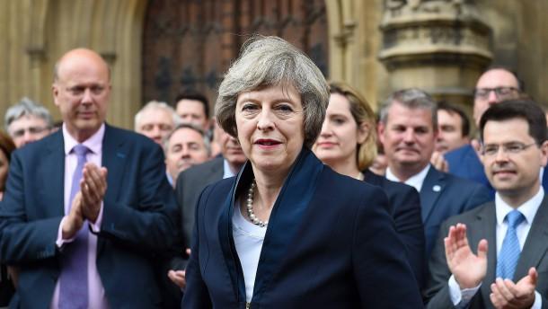 Theresa May will den Brexit zum Erfolg machen