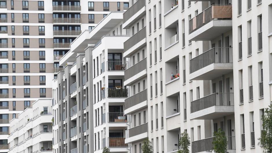 Stetig steigende Preise: Auch in der Coronakrise geht der Quadratmeterpreis in Frankfurt in die Höhe.