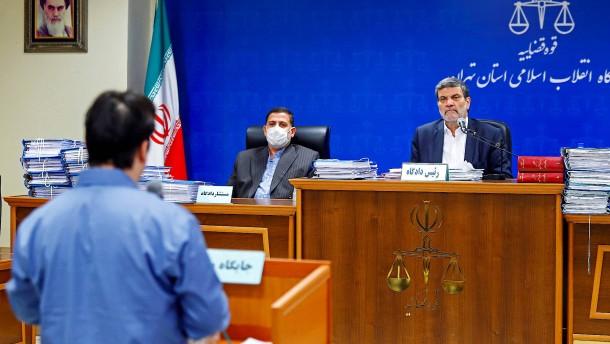 Journalist Ruhollah Zam im Iran hingerichtet