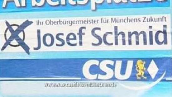 CSU-Schlappe bei Kommunalwahlen