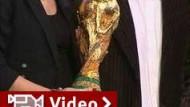 """Leipzig wird zur """"WM-Haupstadt"""""""