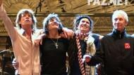Zu viel Geld für Rockmusik: Scorseses Stones-Film